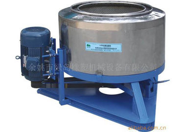 Stainless Steel Rotor Centrifugal Dewatering Machine Custom Color Mudah Pengoperasian